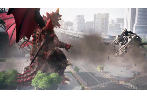 GODZILLA - Monsters Gameplay (PS4) - YouTube