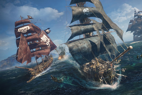 Skull & Bones' 2019 release date is the best thing to ...
