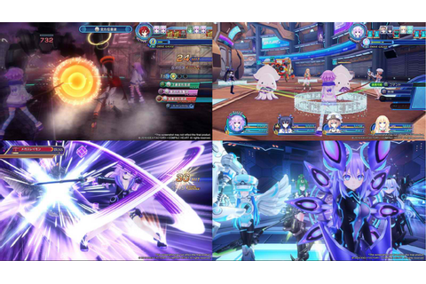 Megadimension Neptunia­ VII Slated for PS4 Release on ...