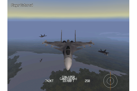 Скриншоты Joint Strike Fighter - JSF на Old-Games.RU