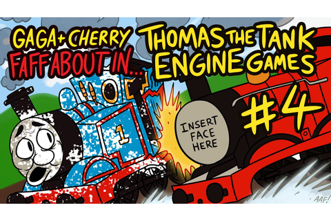 Thomas the Tank Engine Games #4 (PS2 EyeToy) - Gaga and ...