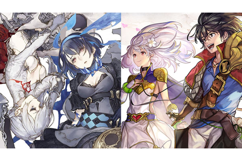 SINoALICE and Another Eden coming west - Gematsu
