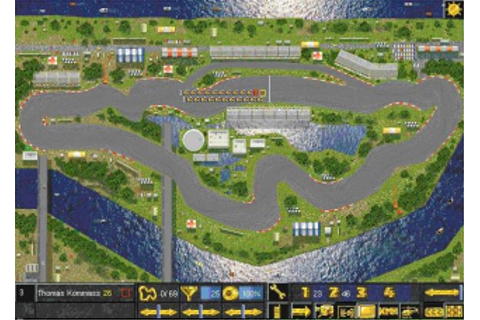 Download Grand Prix Manager 2 | Abandonia