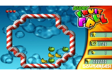 Super Fruit Fall PSP ISO - Download Game PS1 PSP Roms Isos ...