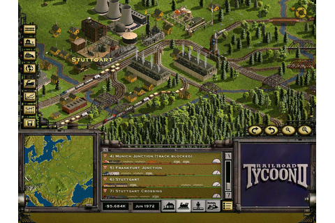 Railroad Tycoon Successor Rails and Riches Stuck In ...