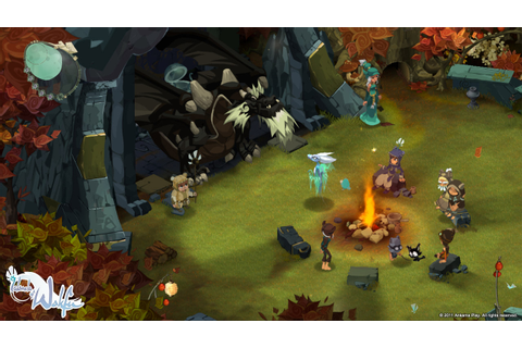 [jeux] Islands of Wakfu Xbox live arcade | Geeksleague