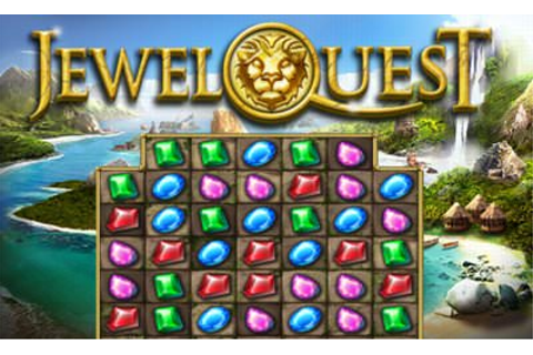 Jewel Quest - Game - Play Online For Free - Download