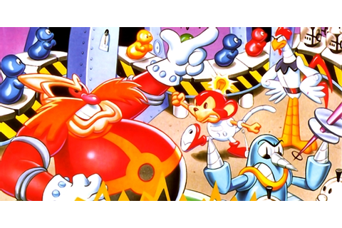 Dr. Robotnik's Mean Bean Machine Download Game | GameFabrique