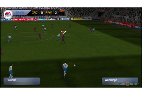 FIFA World Cup Germany 2006 - Gameplay PSP HD 720P ...
