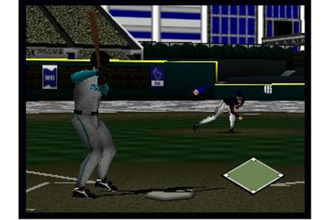 Mike Piazza's StrikeZone Nintendo 64 Game