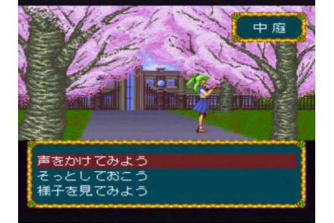 Dekitate High School [できたてハイスクール] Game Sample - SNES/SFC ...