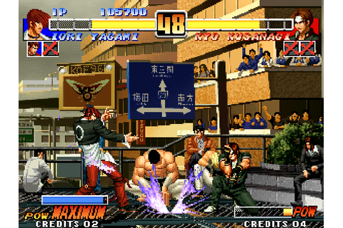 The King of Fighters '96 - Game - Nintendo World Report