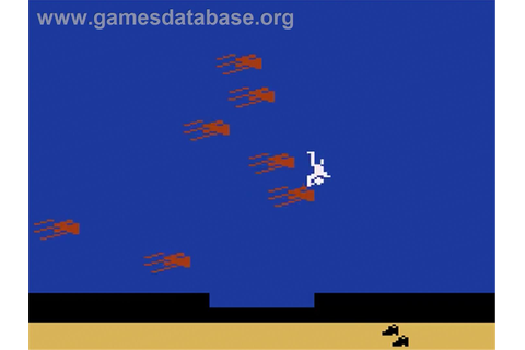 SwordQuest: WaterWorld - Atari 2600 - Games Database