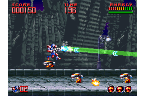Super Turrican 2 Download Game | GameFabrique