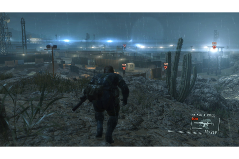 Metal Gear Solid V: Ground Zeroes review: A stealth ...
