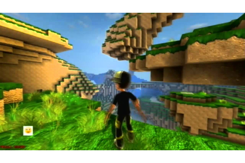 Fortress Craft: Gameplay and Commentary Is it Really just ...