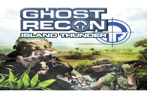 Tom Clancy's Ghost Recon 1 Island Thunder: Game Movie ...