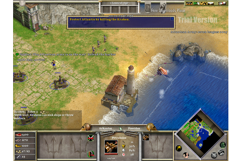 Age of Mythology Free Download for Windows 10, 7, 8 (64 ...