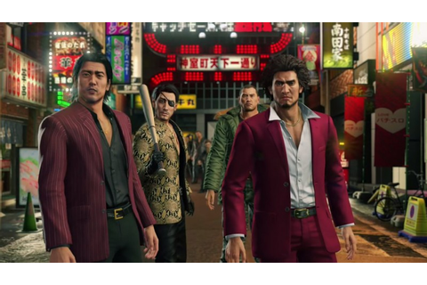 We'll Learn More About The New Yakuza Game Next Month ...