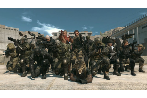 Metal Gear Online Beta for PC to Go Live Tuesday ...