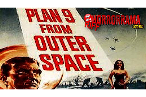 Plan 9 from Outer Space Riff - YouTube