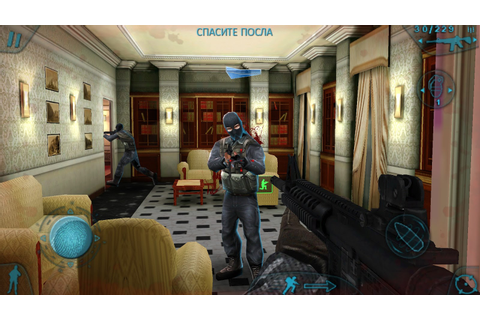 Gameloft HD Games: Tom Clancy's Rainbow Six: Shadow ...
