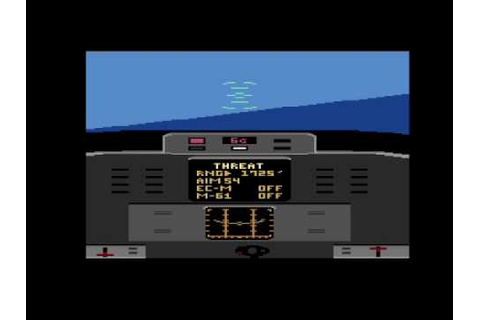Tomcat - The F-14 Fighter Simulator for the Atari 2600 ...