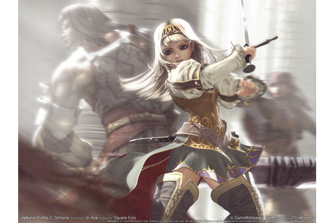Valkyrie Profile 2: Silmeria – PS2 | Video Game Underworld