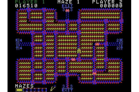 Pepper II - Colecovision - 1983 - YouTube
