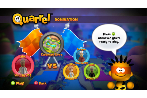 Quarrel Brand New Screenshots Released