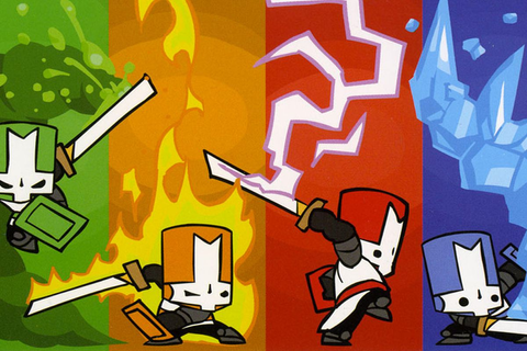 Castle Crashers Remastered hits Xbox One Sept. 9 - Polygon