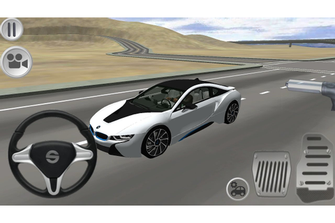 BMW i8 Driving Simulator (by AG Games) - Android Gameplay ...