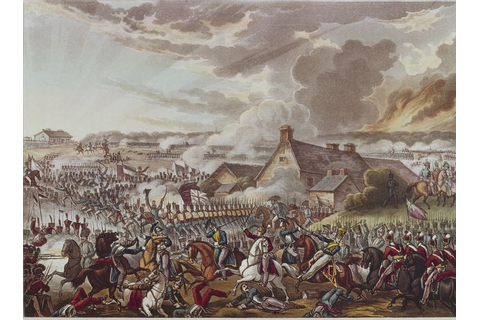 Napoleonic Wars: Battle of Waterloo, 1815