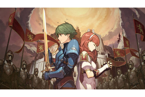 Fire Emblem Echoes: Shadows of Valentia announces $44.99 ...