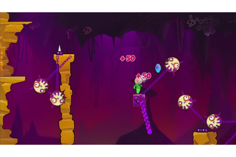 Cloudberry Kingdom : Game Over Online