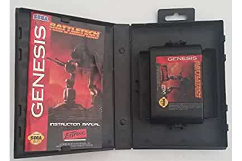 Amazon.com: Battletech - Sega Genesis: Video Games