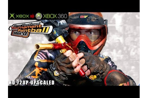 Greg Hastings' Tournament Paintball Max'd - Gameplay Xbox ...