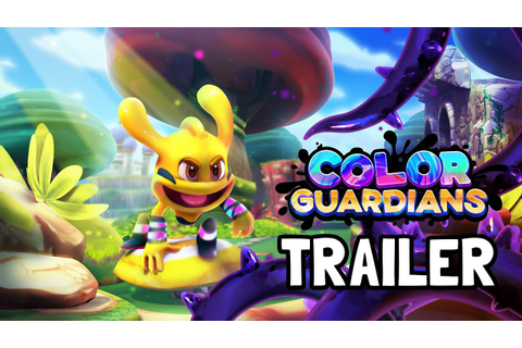 Color Guardians Game Trailer - Steam, PS4 and PSVita ...