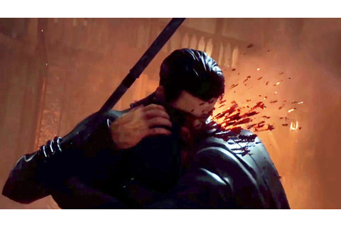 VAMPYR Trailer (E3 2016) - YouTube