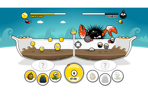 chick chick BOOM (WiiWare) News, Reviews, Trailer ...