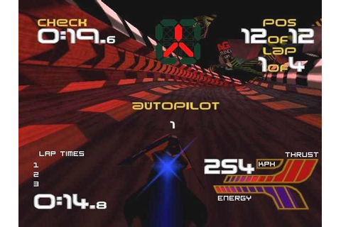 Wipeout 2097 Download Free Full Game | Speed-New
