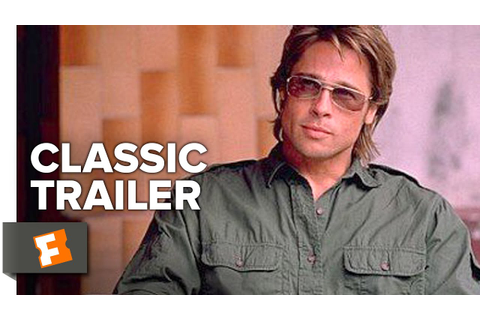 Spy Game (2001) - Official Trailer - Brad Pitt Movie HD ...