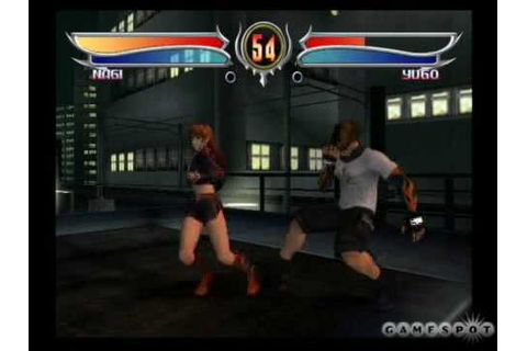 Nagi - Bloody roar 4 gameplay - YouTube