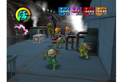 Teenage Mutant Ninja Turtles ~ Full Version ISO | GAMES ...