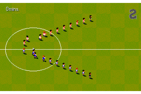 Sensible World of Soccer 96/97 - Full Version Game ...