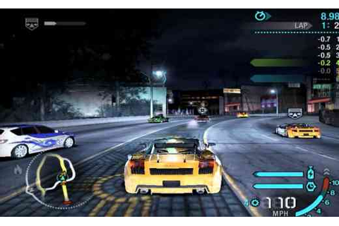 Download Need For Speed Carbon Game For PC Full Version