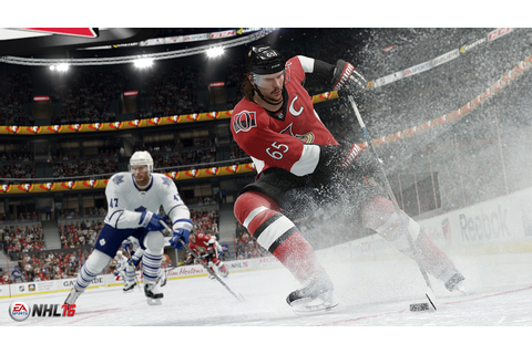 NHL 16 gets series' first-ever beta next week, for ...