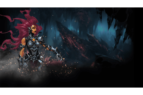 Darksiders III, HD Games, 4k Wallpapers, Images ...