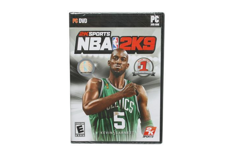 NBA 2k9 PC Game - Newegg.com