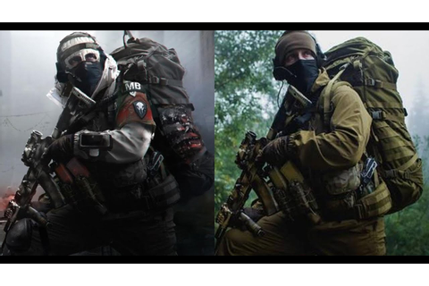 Last Man Battalion vs. The Division & JTF(mission ...